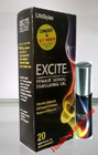 excite female gel cream package